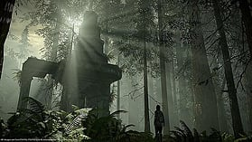 Shadow of the Colossus screen shot 2