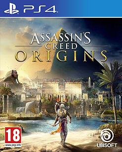 Assassin's Creed: OriginsPlayStation 4