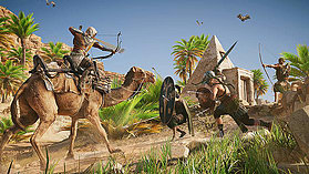 Assassin's Creed: Origins screen shot 4