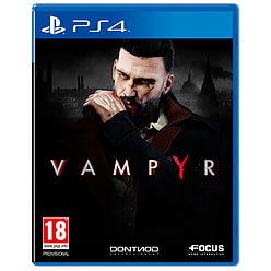 Vampyr Plus The Hunter Heirlooms DLC - Only at GAMEPlayStation 4