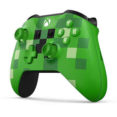 Buy xbox one official wireless controller minecraft creeper xbox one official wireless controller minecraft creeper voltagebd Image collections