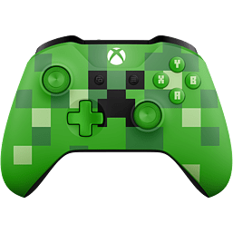 Xbox One Official Wireless Controller: Minecraft CreeperXbox One
