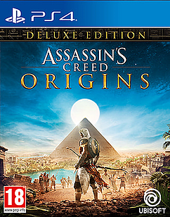 Assassin's Creed: Origins Deluxe EditionPlayStation 4