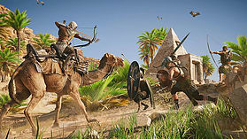 Assassin's Creed: Origins Deluxe Edition screen shot 12