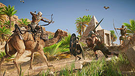 Assassin's Creed: Origins Deluxe Edition screen shot 4
