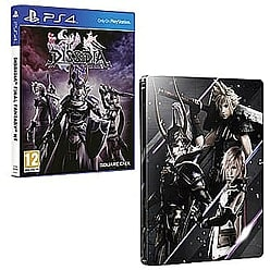 Dissidia Final Fantasy NT - With Only at GAME SteelbookPlayStation 4Cover Art