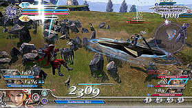 Dissidia Final Fantasy NT - With Only at GAME Steelbook screen shot 1