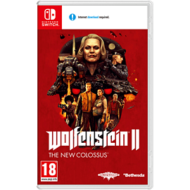 Wolfenstein II: The New ColossusSwitch