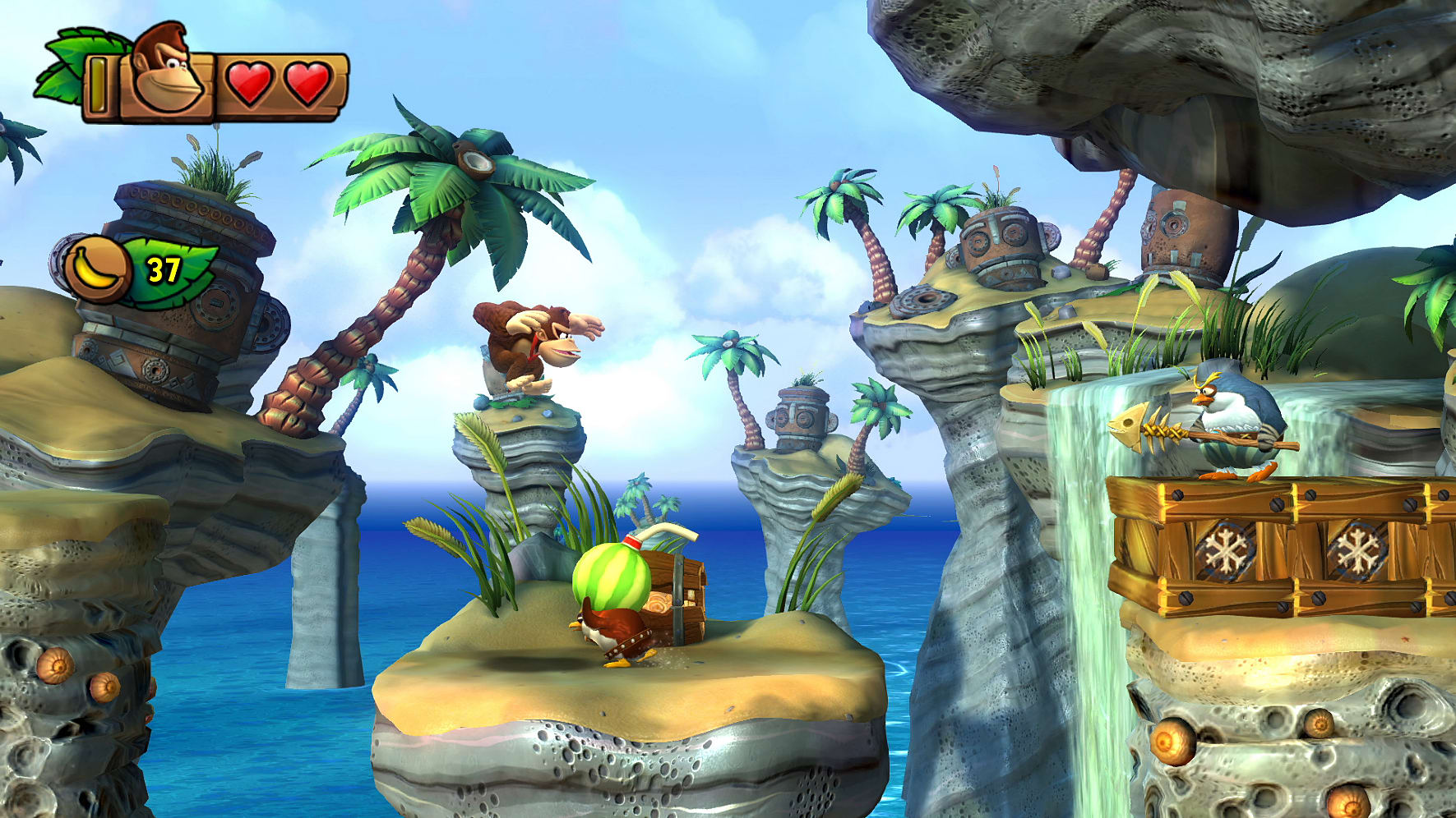 buy donkey kong country tropical freeze free uk delivery game
