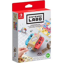Nintendo LABO Customisation Set for Nintendo Switch - Preorder