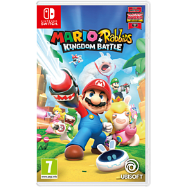Mario and Rabbids Kingdom Battle