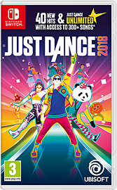 Just Dance 2018Switch