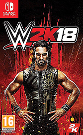 WWE 2K18 for Nintendo Switch - also available on PS4