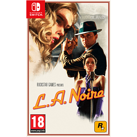 L.A. Noire for Switch - also available on Xbox One