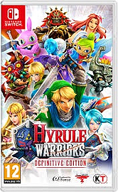 Hyrule Warriors: Definitive EditionSwitch