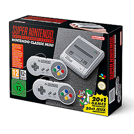 Super Nintendo Entertainment System Classic Edition for Gamecube