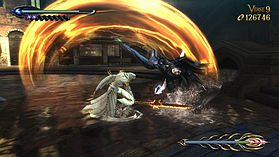 Bayonetta Special Edition screen shot 4