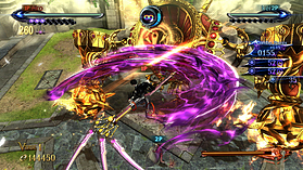 Bayonetta Special Edition screen shot 9