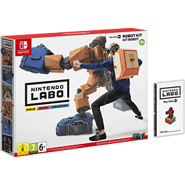 Nintendo LABO: Toy-Con 02 Robot KitSwitchCover Art