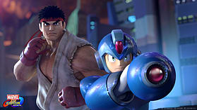 Marvel Vs Capcom Infinite screen shot 10