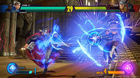 Marvel Vs Capcom Infinite screen shot 4