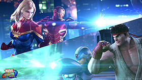 Marvel Vs Capcom Infinite screen shot 7