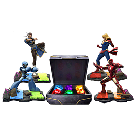Marvel Vs Capcom Infinite Collectors Edition- No Software for Multi Format and Universal