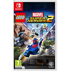 LEGO Marvel Superheroes 2 for Nintendo Switch - also available on PS4
