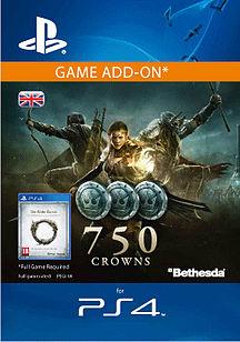 Elder Scrolls: Morrowind - 750 Crowns for PS4
