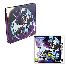 Pokemon Ultra Moon Fan Edition2DS/3DS