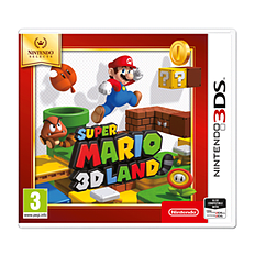 Selects Super Mario 3D Land2DS/3DS
