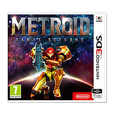 Metroid: Samus Returns2DS/3DS