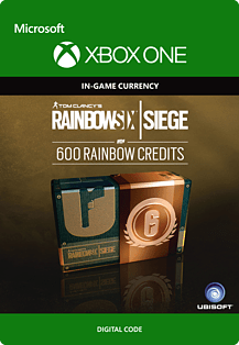 Tom Clancy's Rainbow Six: Siege 600 Credits Pack for Xbox One