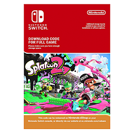 Splatoon 2 DownloadSwitch