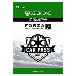 Forza Motorsport 7: Car PassXbox One