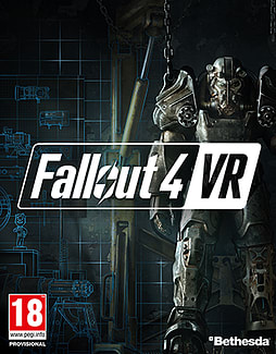Fallout 4 VRPCCover Art