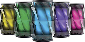 iHome iBT74 Colour Changing Bluetooth Speaker screen shot 1