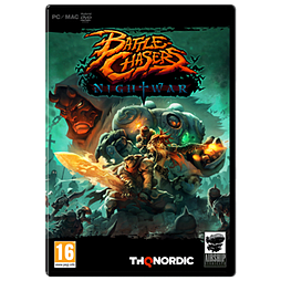 Battle Chasers Nightwar for PC