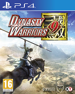 Dynasty Warriors 9PlayStation 4Cover Art