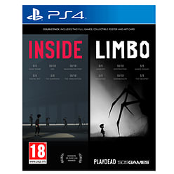 Inside-Limbo Double PackPlayStation 4