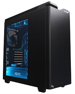 Cube Maximus X VR Ready O.C. Gaming PC AMD Ryzen 7 Eight Core with GTX 1070 8Gb Graphics CardPC