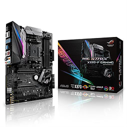 ASUS STRIX X370-F GAMING ATX MotherboardPC