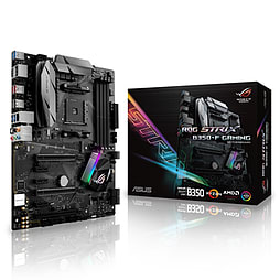 ASUS STRIX B350-F GAMING ATX MotherboardPC