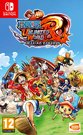 One Piece: Unlimited World Red - Deluxe EditionSwitchCover Art