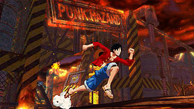 One Piece: Unlimited World Red - Deluxe Edition screen shot 2