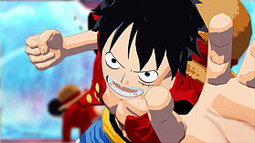 One Piece: Unlimited World Red - Deluxe Edition screen shot 5