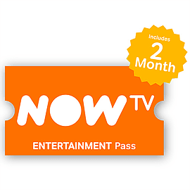 NOW TV 2 Months Entertainment Pass