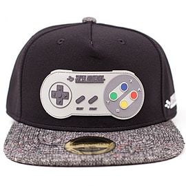 Nintendo SNES Snap BackClothing and Merchandise