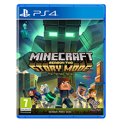 Minecraft: Story Mode- Season 2PlayStation 4Cover Art