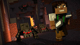 Minecraft: Story Mode- Season 2 screen shot 1